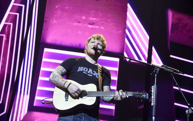 Traffic Woes For Ed Sheeran's Milwaukee Tour Stop