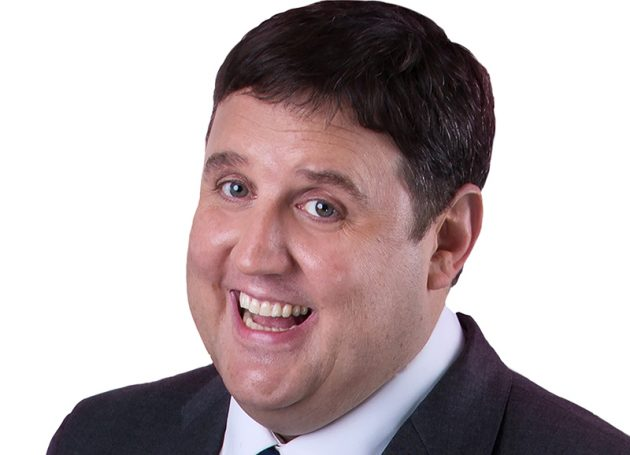 Comedian Peter Kay Cancels Two Years Worth Of Tour Dates