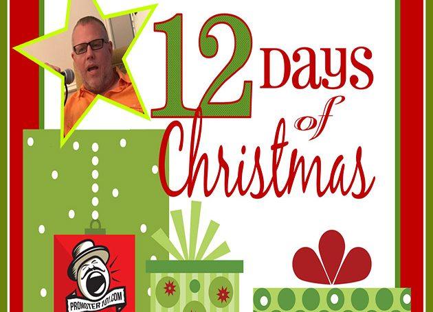 Twelve Days of Christmas DAY 12: United Talent Agency's Tim Borror
