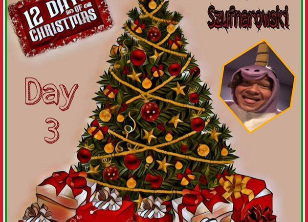 Twelve Days of Christmas DAY 3 - Rocks Off's Jake Szufnarowski
