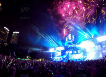 Miami's Annual Ultra Electronic Festival May Be On The Move