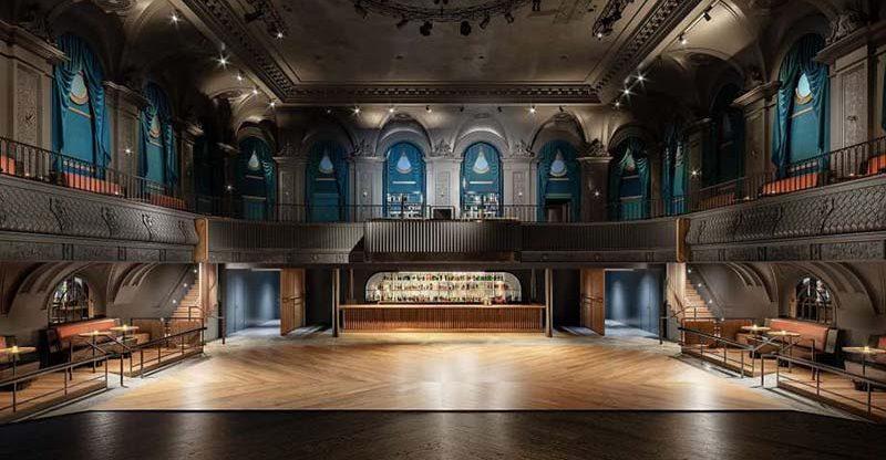 San Fran's August Hall Prepares For Debut