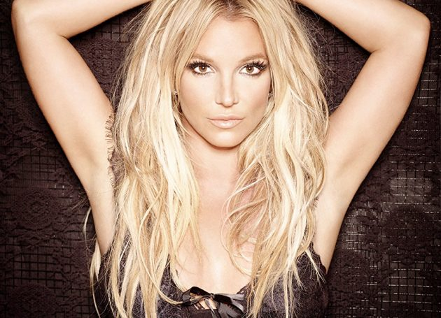 Britney Spears Rocks In The New Year In Vegas