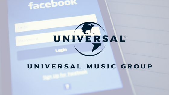 Facebook and UMG: Unprecedented Global Agreement