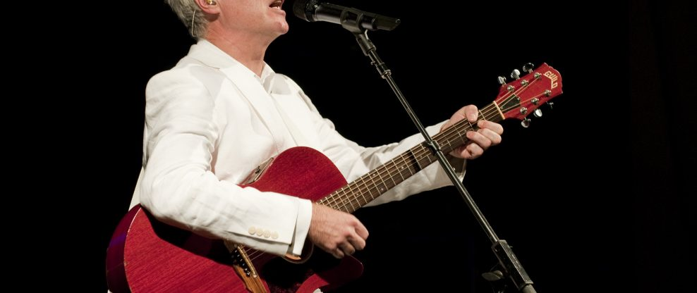 "David Byrne Announces ""Most Ambitious Tour Yet"""