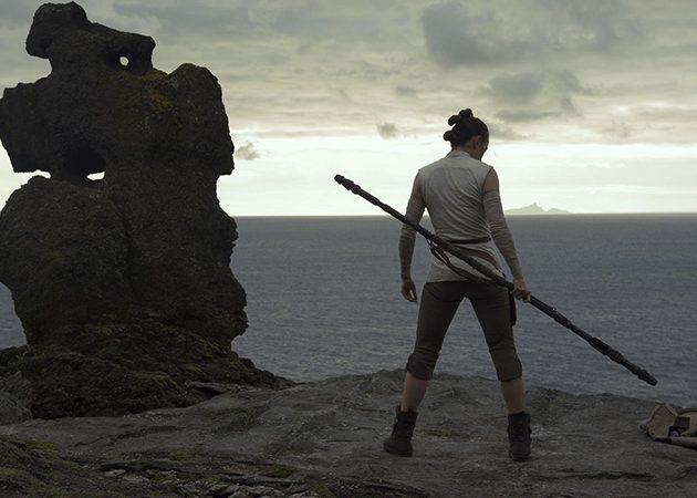 Star Wars: The Last Jedi Opens To $450m