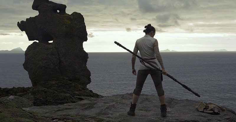 Star Wars: The Last Jedi Opens To $450m