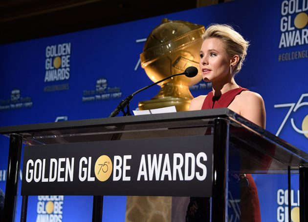 HBO Leads 75th Annual Golden Globe Noms
