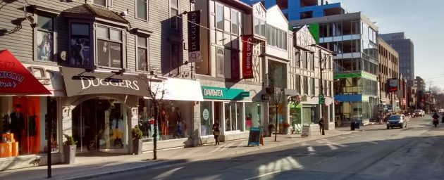 Atlantic Canada's Halifax Considering Entertainment District