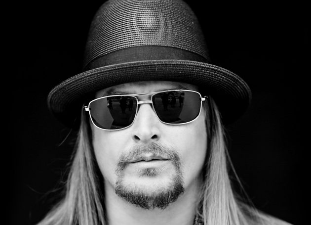 Kid Rock Releases Statement Following Recent Drunken Tirade Against Oprah