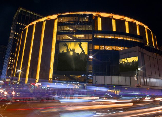 Sources: Madison Square Garden Uses Facial Recognition Technology