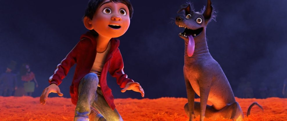 "Disney Pixar's ""Coco"" Lands At The Top of The Weekend Box Office"