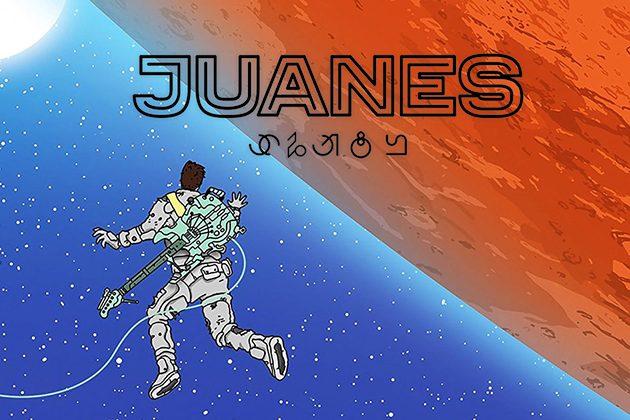 Juanes Announces Amarte Tour Plans