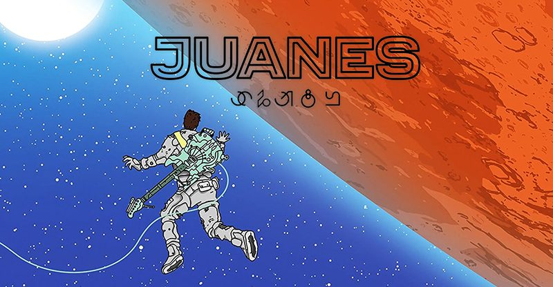 Juanes Announces Amarte Tour Plans