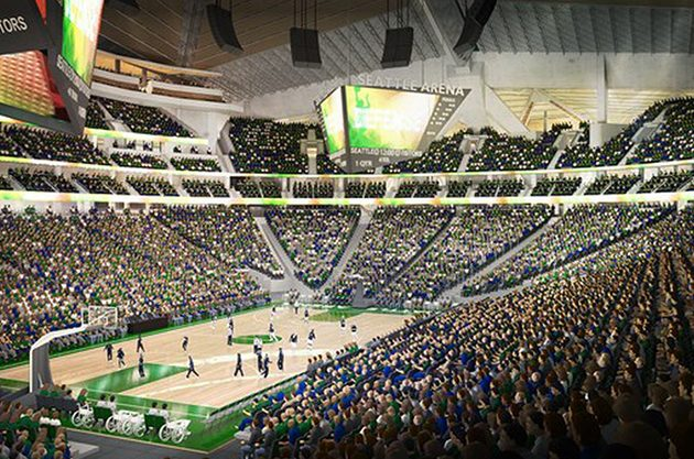 Seattle City Council Approves Oak View's KeyArena Renovation Plans