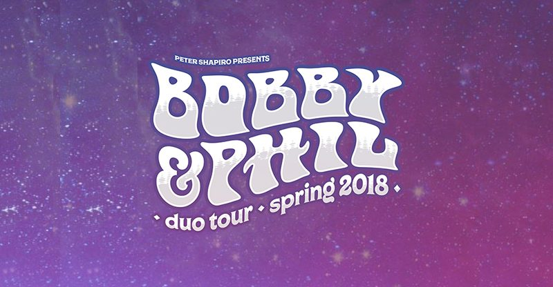 Bob Weir And Phil Lesh Teaming Up For Duo Tour