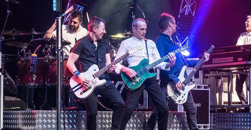 Illness Forces Status Quo To Cancel Shows