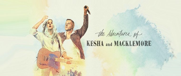 Kesha And Macklemore Announce Co-Headliner Tour
