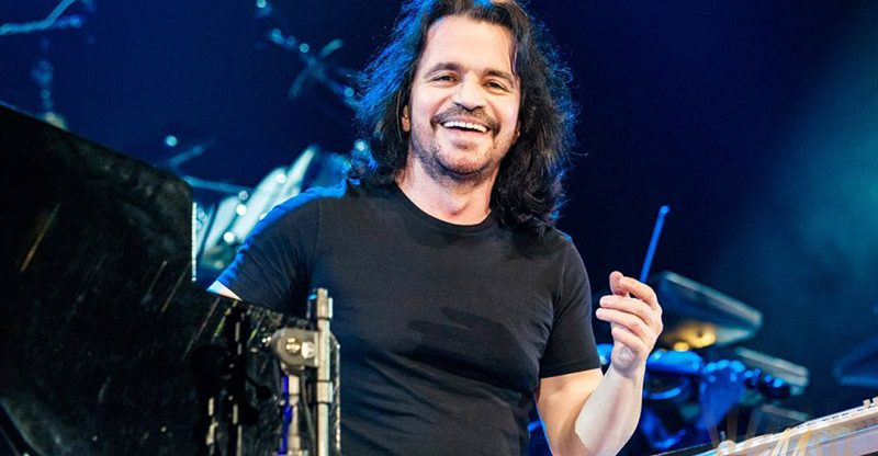 Yanni Announces World Tour For 2018