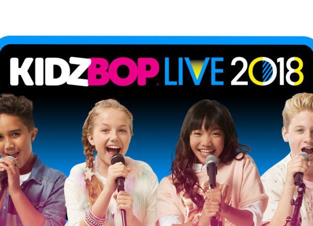Kidz Bop Live 2018 Announced