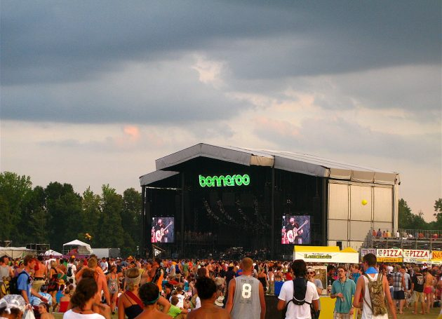 Heavy Traffic Reported At Bonnaroo