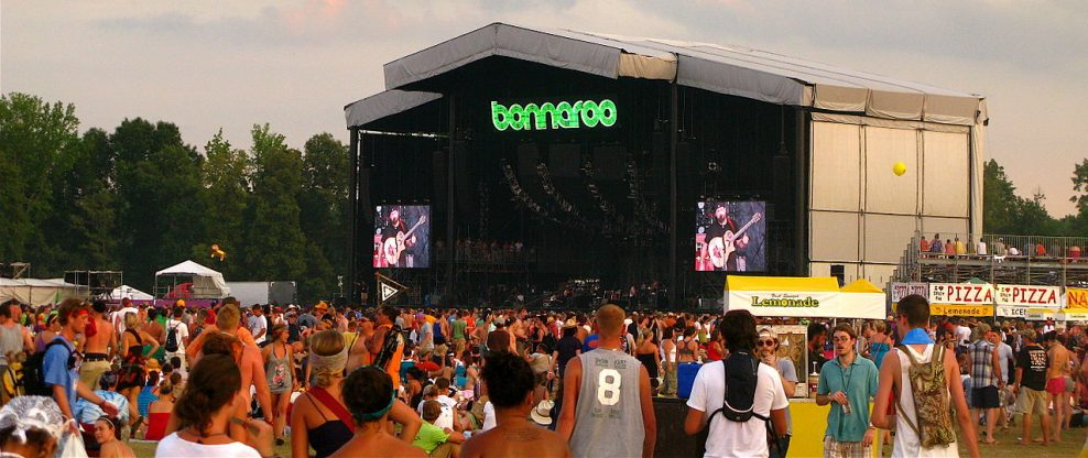 Bonnaroo Announces Lineup
