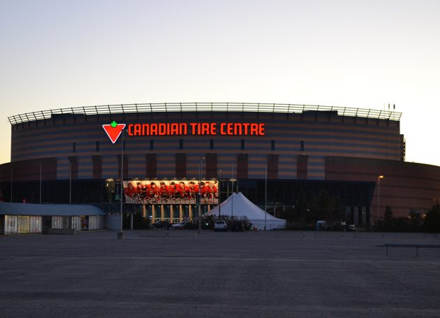 Ottawa Eyes A New Arena For The Senators