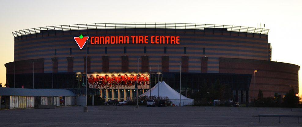 Ottawa Eyes A New Arena For The Senators