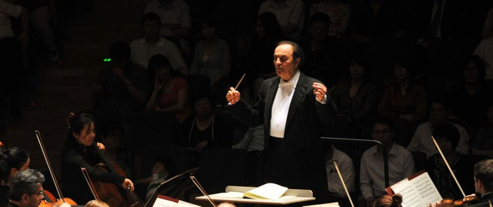 Swiss Conducter Charles Dutoit Scheduled To Perform Amid Sexual Misconduct Allegations