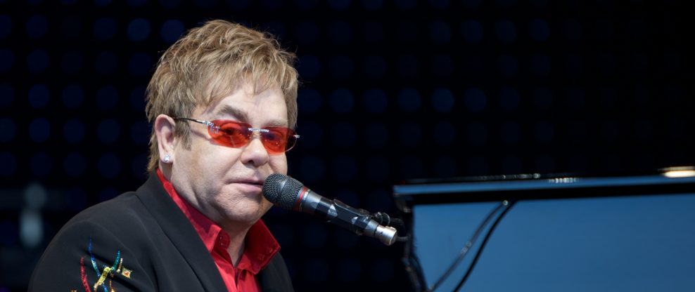 Elton John's Living Room Concert For America Raises $8M