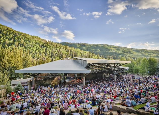 AEG Lands Vail, Colo.'s Gerald R. Ford Amphitheater