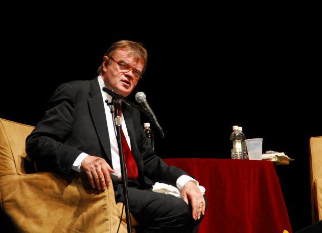 Garrison Keillor In 'Mediation' With Minnesota Public Radio