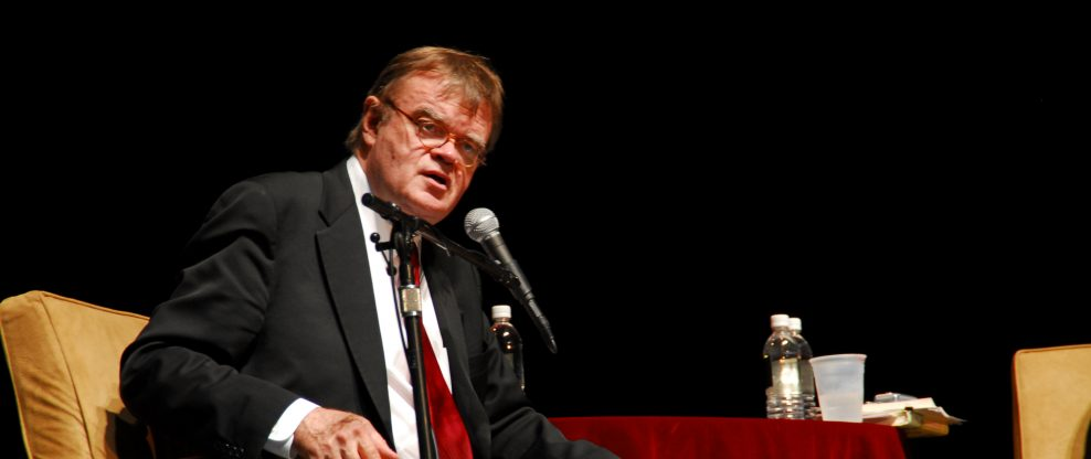 Garrison Keillor In 'Mediation' With Minnesota Public Radio
