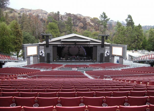 Greek Theatre Evacuated Because Of Bomb Threat