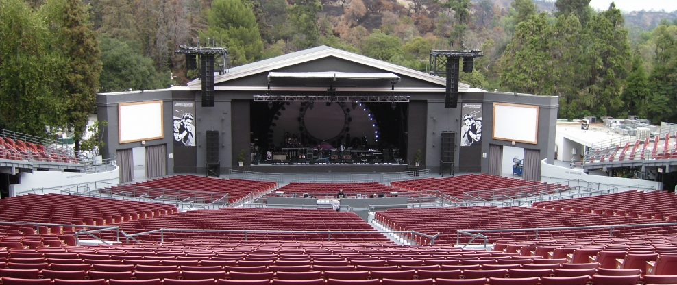 LA City Council Approves SMG For Greek Theatre