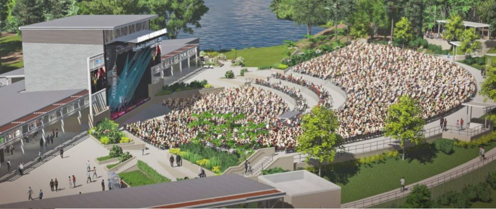Mississippi Readies For New Amphitheater