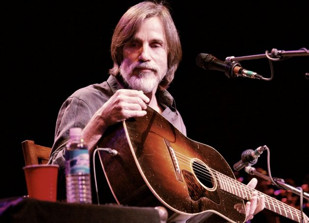 Security Increased For Tonight's Jackson Browne Concert After Threat