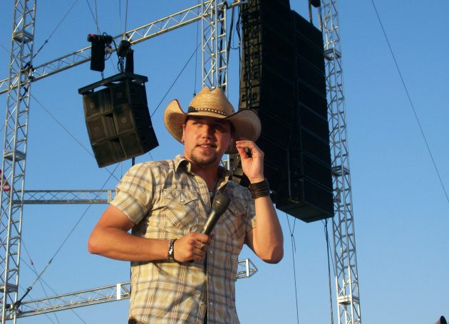 Jason Aldean Announces Big Summer Plans
