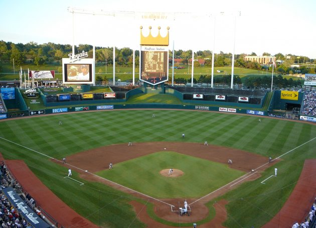 KC Royals Host First Concert In 39 Years