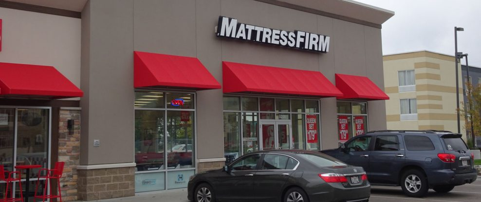 The Curious Case Of Mattress Firm (As In 'Mattress Firm Amphitheatre')