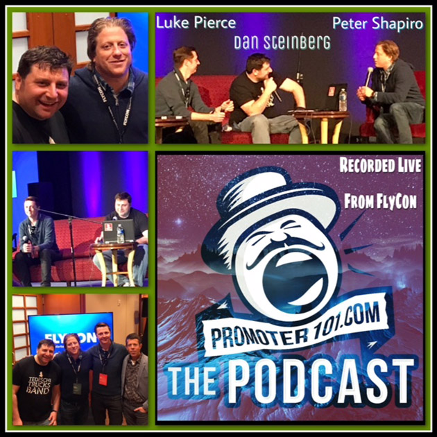 EPISODE #66: Brooklyn Bowl's Peter Shapiro From Flycon