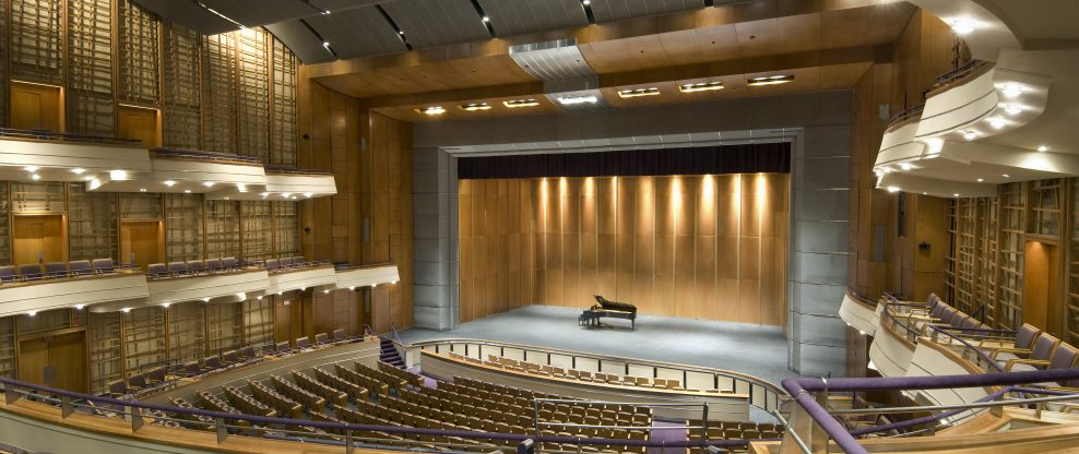 Spectra Partners With NS2, 191 Touring For Sandler Center Booking