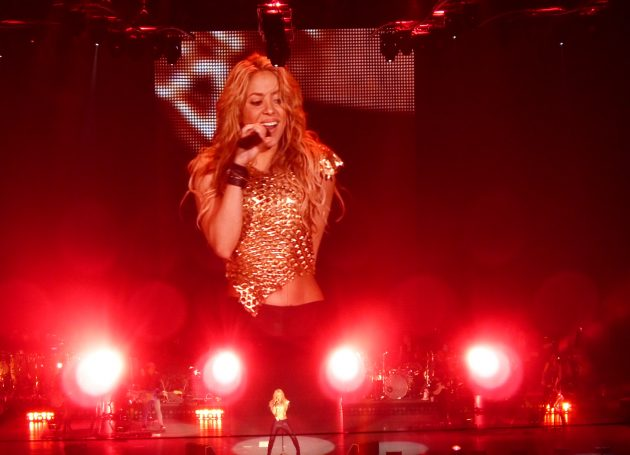 Shakira Postpones U.S. Segment Of 'El Dorado' Tour, Rescheduled Dates Announced