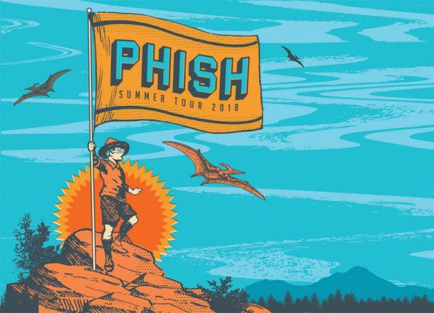 Phish Announces Summer Dates