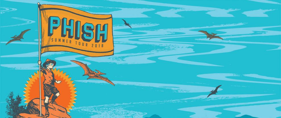 Phish Announces Summer Dates