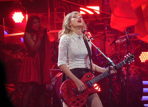 Taylor Swift's Mysterious Countdown Timer