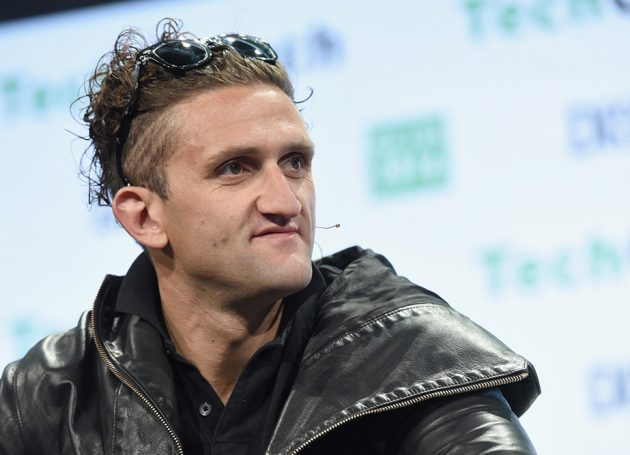 YouTube Star Casey Neistat Out As CNN Shuts Down Beme Video Sharing Startup