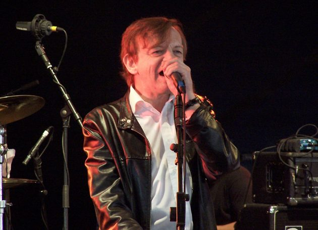 The Fall Frontman Mark E. Smith Passes
