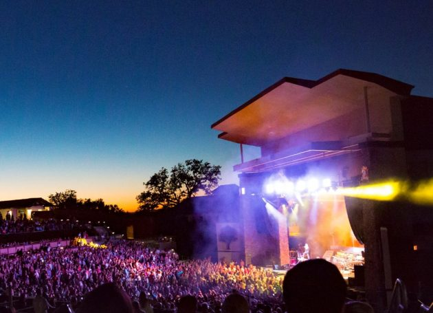 Nederlander Extends Contract At Vina Robles Amphitheatre