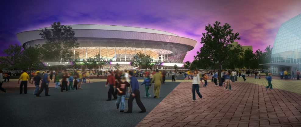 Virginia Beach Sued For Canceled Arena